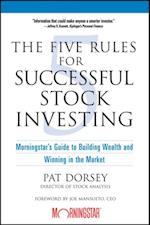 Five Rules for Successful Stock Investing af Pat Dorsey