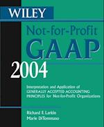 Wiley Not-for-Profit GAAP 2004