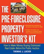 Pre-Foreclosure Property Investor's Kit