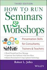 How to Run Seminars & Workshops