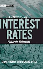 A History of Interest Rates af Sidney Homer, Richard Sylla