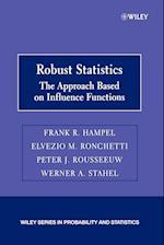 Robust Statistics P af Ronchetti , Rousseeuw , Hampel