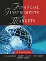 Financial Instruments and Markets af Vincent Dessain, Peter Hecht, George K Chacko