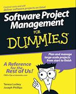Software Project Management For Dummies af Joseph Phillips, Teresa Luckey