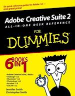 Adobe Creative Suite 2 All-in-One Desk Reference For Dummies
