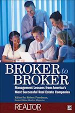 Broker to Broker