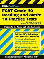 CliffsTestPrep FCAT Grade 10 Reading and Math