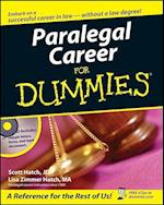 Paralegal Career for Dummies (For dummies)