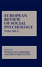 European Review of Social Psychology