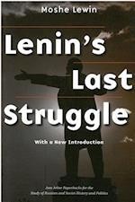 Lenin's Last Struggle af Moshe Lewin