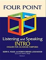 Four Point Listening and Speaking Intro (with Audio CD) (Four Point)