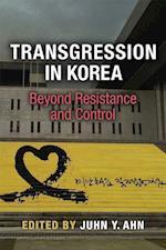 Transgression in Korea (Perspectives on Contemporary Korea)