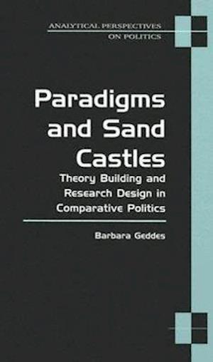 Bog, paperback Paradigms and Sand Castles af Barbara Geddes