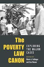 The Poverty Law Canon (Class: Culture (Hardcover))