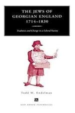 The Jews of Georgian England, 1714-1830 af Todd M. Endelman