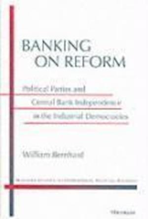 Bog, hardback Banking on Reform af William T. Bernhard