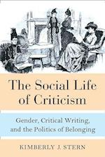 The Social Life of Criticism