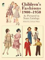 Children's Fashions 1900-1950 As Pictured in Sears Catalogs