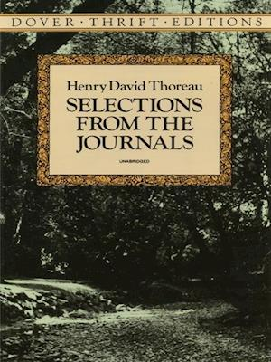 Selections from the Journals af Henry David Thoreau