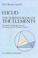 Thirteen Books of the Elements, Vol. 1