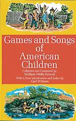 Games and Songs of American Children (Dover Children's Activity Books)