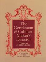 The Gentleman and Cabinet-Maker's Director af Thomas Chippendale