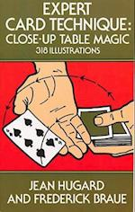 Expert Card Technique (Dover Magic Books)