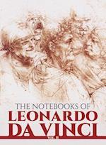 The Notebooks of Leonardo Da Vinci af Jean Paul Richter, Da Vinci Leonardo, Leonardo Da Vinci