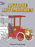 Antique Automobiles Coloring Book (Cars Trucks)