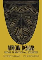African Designs from Traditional Sources af Geoffrey Williams
