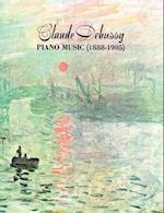 Claude Debussy Piano Music 1888-1905 (Dover Music for Piano)