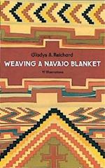 Weaving a Navaho Blanket