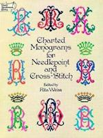 Charted Monograms for Needlepoint and Cross-Stitch (Dover Needlework)
