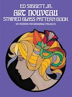 Art Nouveau Stained Glass Pattern Book (Picture Archives S)