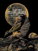 Harter's Picture Archive for Collage and Illustration (Dover Pictorial Archive)