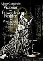 Victorian and Edwardian Fashion (Dover Fashion and Costumes)