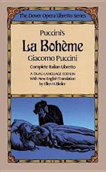 Puccini's La Boheme (the Dover Opera Libretto Series) af Giacomo Puccini