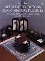 Needlework Designs for Miniature Projects (Dover Needlework)