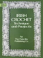 Irish Crochet af Priscilla Publishing Company