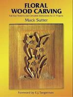 Floral Wood Carving (Dover Woodworking)
