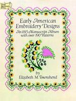 Early American Embroidery Designs (Dover Needlework)