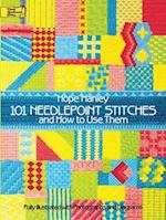 101 Needlepoint Stitches and How to Use Them (Dover Needlework)