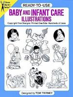 Ready-To-Use Baby and Infant Care Illustrations