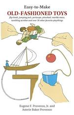 Easy-To-Make Old-Fashioned Toys (Dover Craft Books)