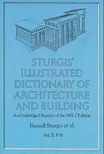 Sturgis' Illustrated Dictionary of Architecture and Building af Russell Sturgis, Francis A. Davis
