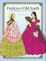 Fashions of the Old South Paper Dolls in Full Color (Paper Dolls)