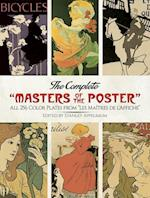The Complete Masters of the Poster (Dover Pictorial Archive Series)