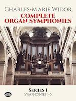 Complete Organ Symphonies, Series I
