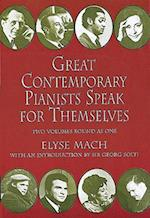 Great Contemporary Pianists Speak for Themselves (Dover Books on Music, Music History)