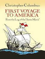 First Voyage to America af Christopher Columbus, Bartolome de Las Casas